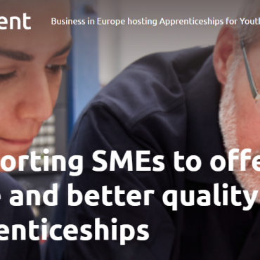 EU TALENT – Business in Europe Hosting Apprenticeships for Youth