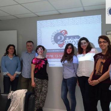 Erasmus+ KA2 – Strategic Partnership of Education and Vocational Training