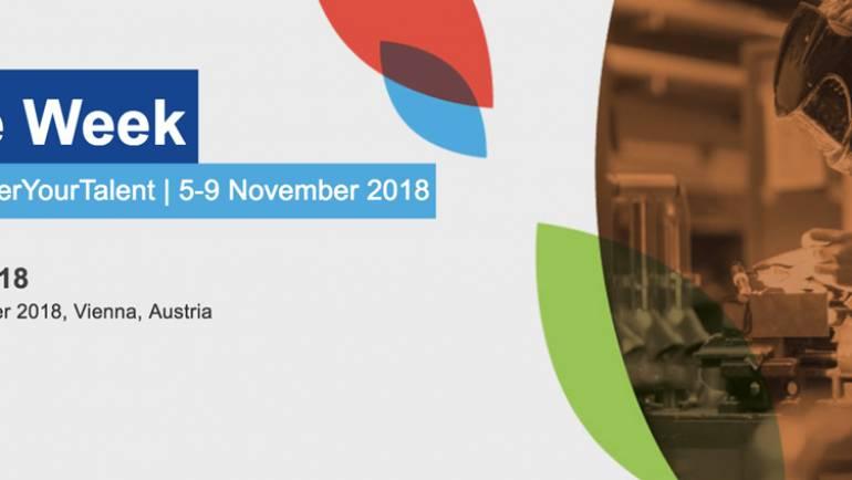 European Vocational Skills Week 2018