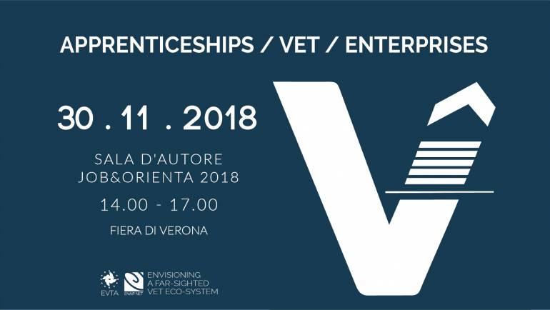 Job & Orienta 2018  – Verona, Italy