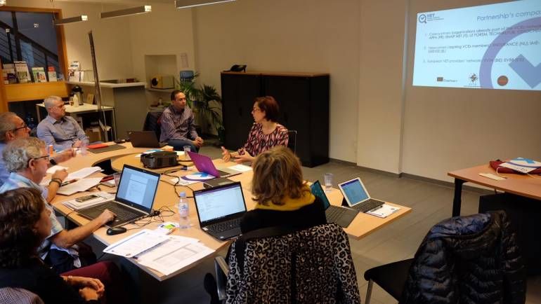 ETTE – European Trainers' Training for Excellence