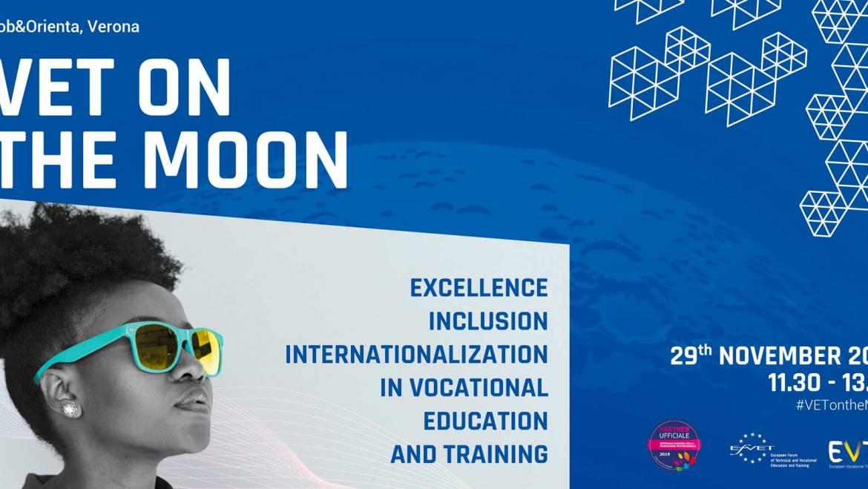 VET on the Moon – Job&Orienta 2019
