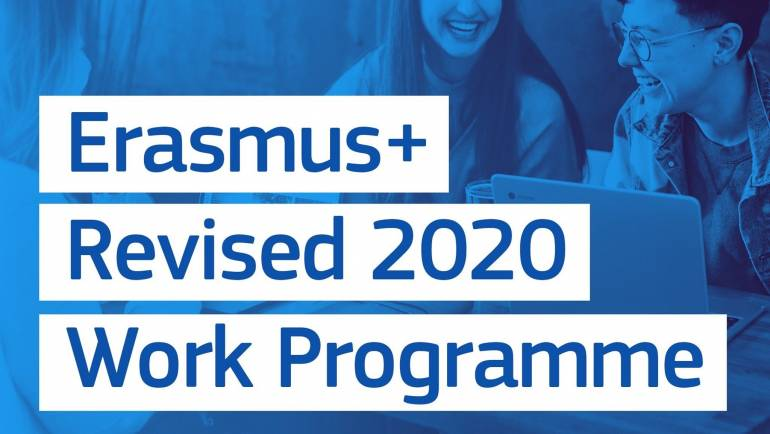 Erasmus+: Second Amendment – 2020 annual work programme