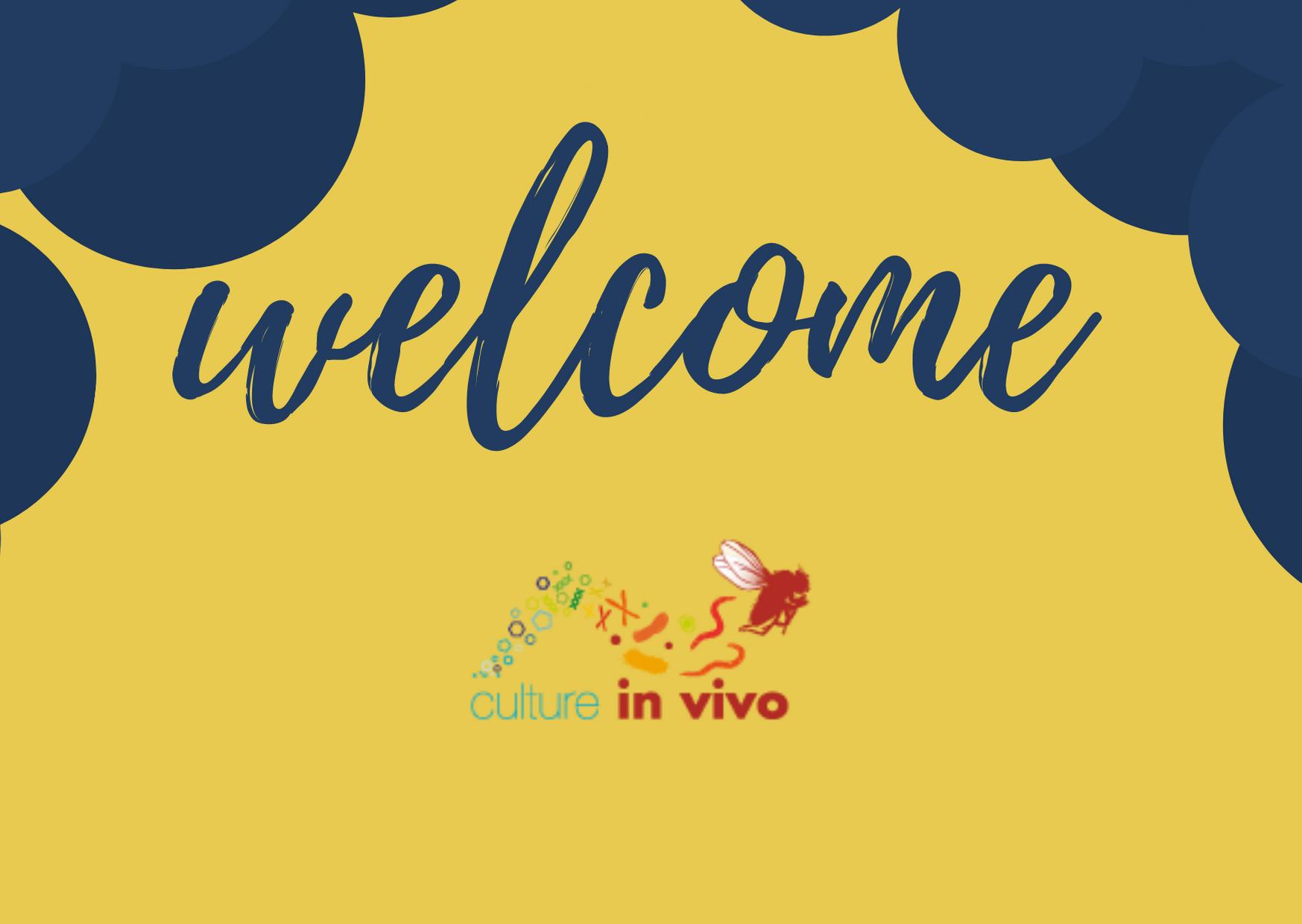 New EVTA Member: Culture in vivo
