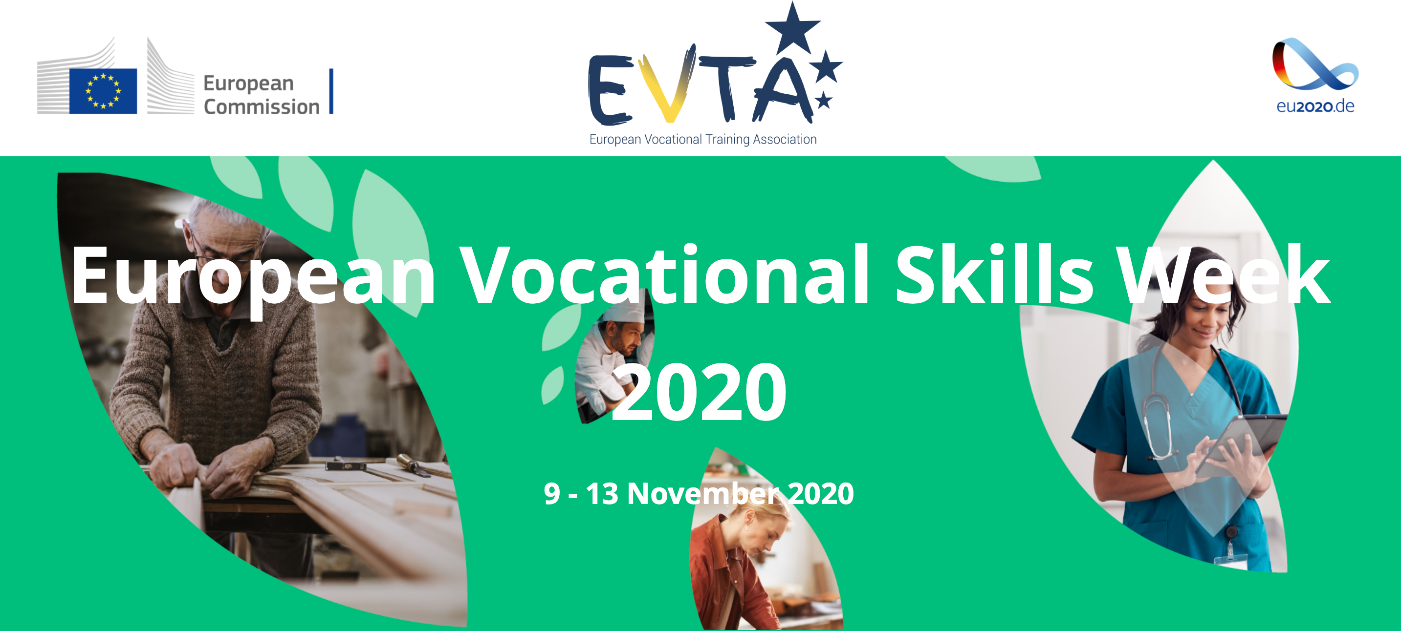 The Speakers of EVTA in the #EUVocationalSkills week!