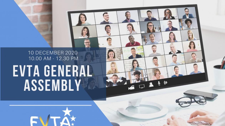 EVTA General Assembly 2020