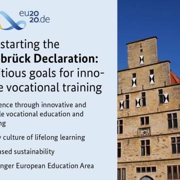 Supporting the Osnabrück Declaration – VET4EU2
